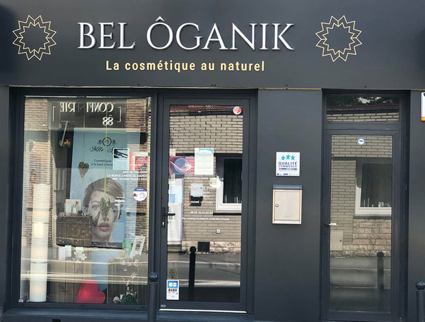 Vente de cosmétiques bio à Hénin-Beaumont
