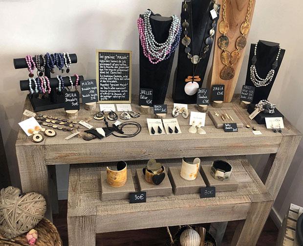 Vente de bijoux 100% naturels à Hénin-Beaumont
