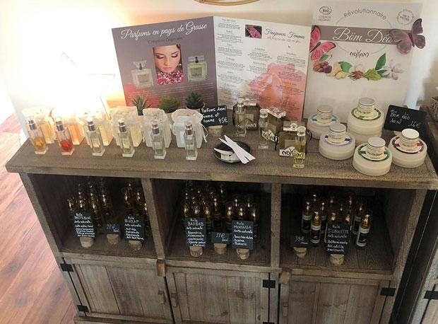 Ventes de parfums à Hénin-Beaumont